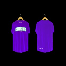 Closing Sensitive Purple